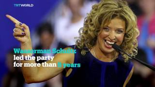 DNC head resigns after email leaks reveal institutional bias against the Sander's campaign