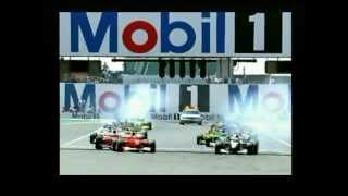 F1 Championship Season 2000 Intro PS1