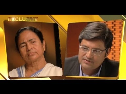 Frankly Speaking with Mamata Banerjee - Part 1