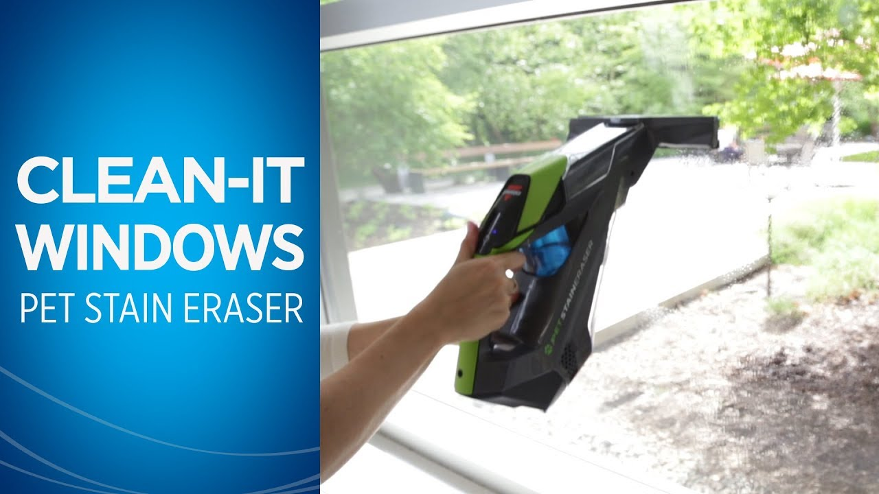 How to wash windows quickly and without staining
