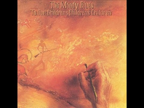 """""""To Our Childrens Childrens Children""""- Side Two- The Moody Blues w/lyrics"""