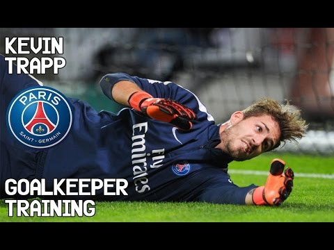 Kevin Trapp / Goalkeeper Training / PSG !