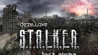 S.T.A.L.K.E.R - Lost Alpha (Попался Украинский военный типо терминатор)