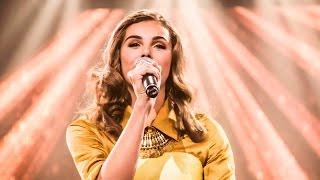 Myrthe - Kinderen Van De Zon | 2e halve finale | Junior Songfestival liveshow 2015