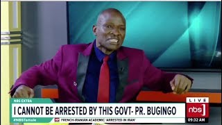 Bugingo's Only Mistake Was Unveiling the New Catch Before a Divorce| One on One With Tamale Mirundi