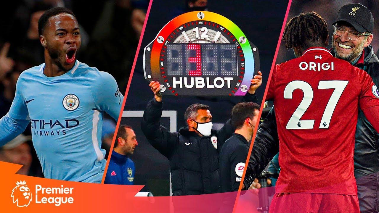 DRAMATIC LAST-MINUTE GOALS | Premier League | Sterling, Origi, Bale & more!
