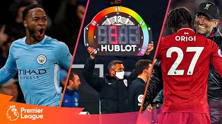 DRAMATIC LAST-MINUTE GOALS | Premier League | Sterling, Origi, Bale & more!