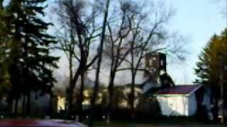 Zion Lutheran Church of Oriska, ND burned5/16/2011. Our sympathies ...