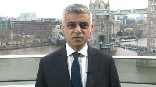 London Mayor responds to Donald Trump Jr  tweet