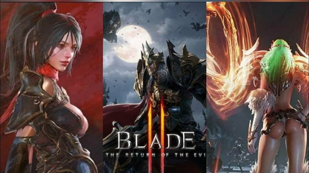 blade the return evil apk