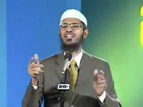 DR.Zakir Naik:Similarities Between Hinduism and Islam(4-15)