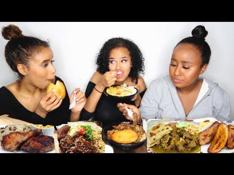 SO GOOD: CARIBBEAN FOOD MUKBANG
