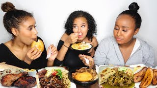 SO GOOD: CARIBBEAN FOOD MUKBANG