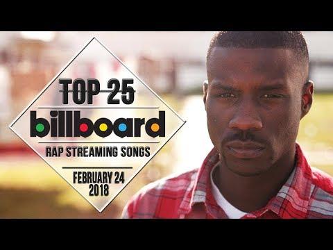 Top 25 • Billboard Rap Songs • February 24, 2018 | Streaming-Charts