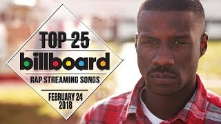 Baixar Top 25 • Billboard Rap Songs • February 24, 2018 | Streaming-Charts