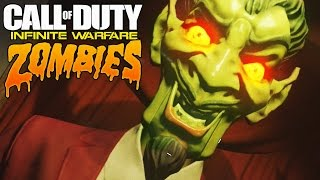 INFINITE WARFARE ZOMBIES First Gameplay! Call of Duty IW Zombies in Spaceland