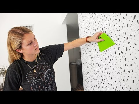 DIY Guide: How To Hang Removable Wallpaper & Wall Murals