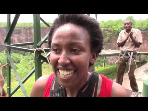 Victoria Falls: Flying Fox, Zip Line & Gorge Swing
