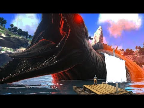 Ark Survival Evolved - NEW OCEAN BOSS MONSTER! NEW WAY TO TAME THE QUEEN?! (74) - ARK: Annunaki