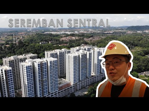 Checking Up On Our Seremban Sentral Show Units! 🤓🏡