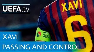 Xavi's guide to passing and control