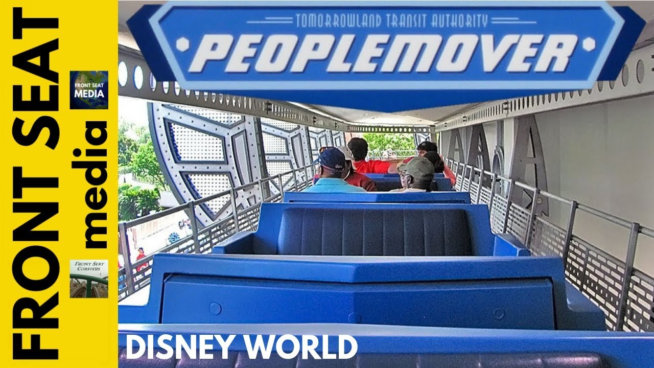 Image result for disney peoplemover