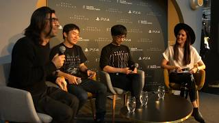 Gambar cover Panel: Hideo Kojima and Fatih Akin talk about how movies and games merge together   EGX Berlin 2019