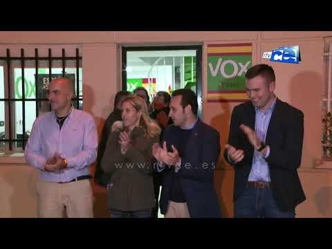 Vox gana las elecciones en 4 de los 6 distritos de Ceuta