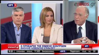 Λεβέντης: Αν συνεχίζει η ΕΡΤ να είναι υπηρέτης της εκάστοτε κυβέρνησης θα ξανακλείσει