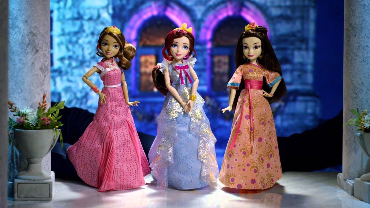 Disney Descendants Tv Commercial Signature Amp Coronation