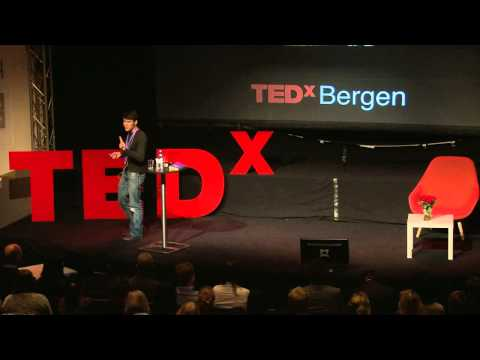 The only way to change school: Jean-Baptiste Huynh at TEDxBergen