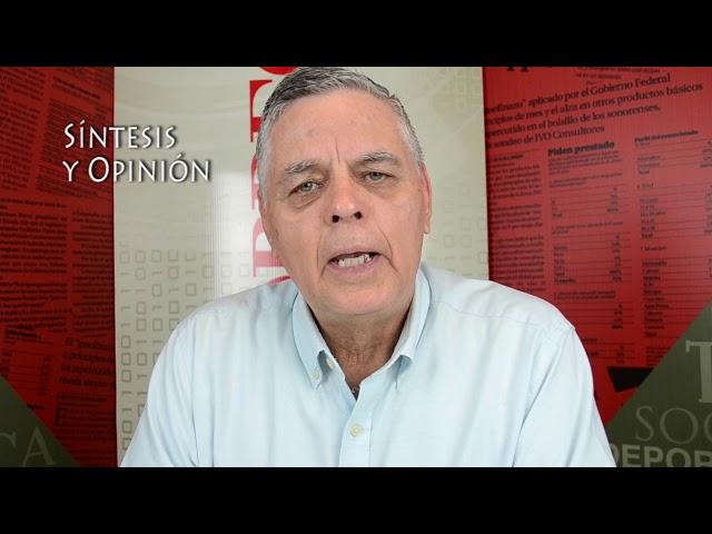 Ernesto Campbell (Paquete Económico y Desarrollo Social)