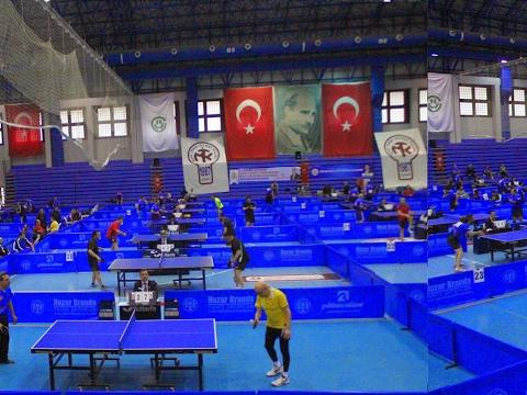 Adana Veteran Masa Tenisi Turnuvası 2017