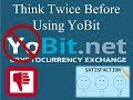 Yobit.net Cryptocurrency Exchange Signup How To Join Buy Sale Trade Deposit Withdrawal Tutorial Hind