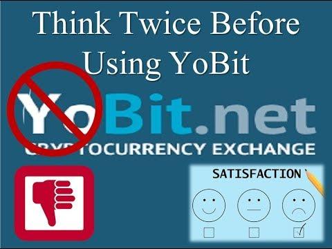 Think Twice Before Using YoBit