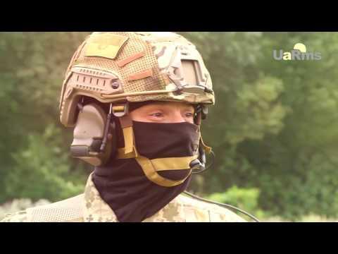 Создание и испытания лучших украинских баллистических шлемов TOR и TOR-D