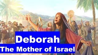 How to be free from Spiritual Oppression and bondage, Deborah and Barak