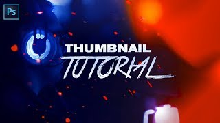 How to Make YouTube Thumbnails with Adobe Photoshop CC! (Tutorial)