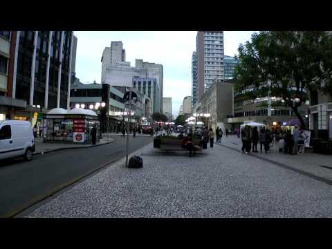Conheça Curitiba PR - Flashes de Curitiba #5 (Time Lapse)