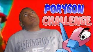 THE PORYGON CHALLENGE (Banned Pokemon Episode)