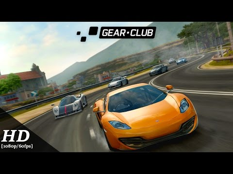Gear.Club Android Gameplay [1080p/60fps]
