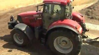 TraktorTV Folge 31 - Case Spezialeinsatz im Straßenbau