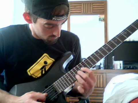 Megadeth - My Last Words (Solo)