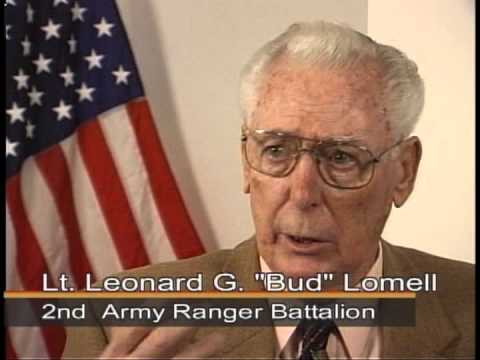 "Triumphant Spirit Part 6: Lt. Leonard G. ""Bud"" Lomell Part 1"