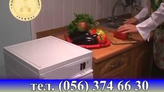 видео Инфракрасная электросушилка Дачник-4
