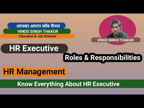 hr-executive-job-responsibilities-|-hr-executive-|-#hrexecutive