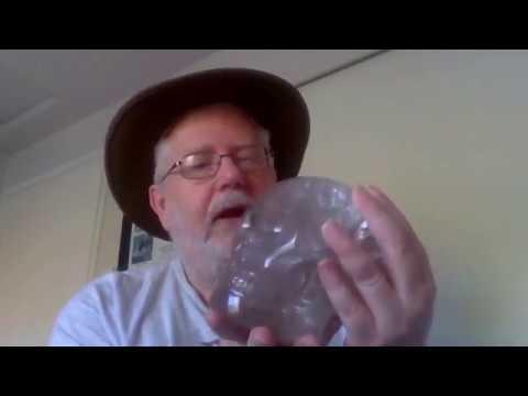 Joshua Shapiro on Crystal Skulls