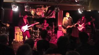 Marcus Malone @ The Lane, Oostburg NL - Redline Blues (Malone)
