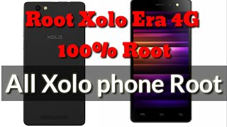 Root XOLO All phone