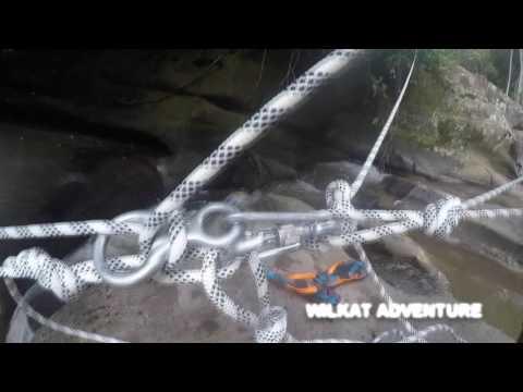 wilkat adventure rapel en San Juan de talliquihui